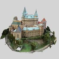 scan 3D model