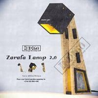 Zarafa lamp