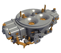 holley carburetor model