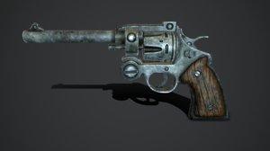 revolver 3D