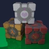 games cube 3D