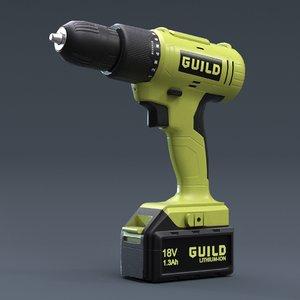 3D guild drill