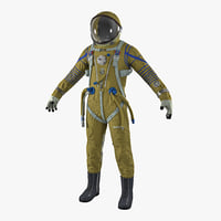 strizh space suit model