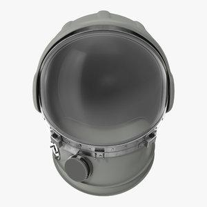 sk-1 space helmet 3D model