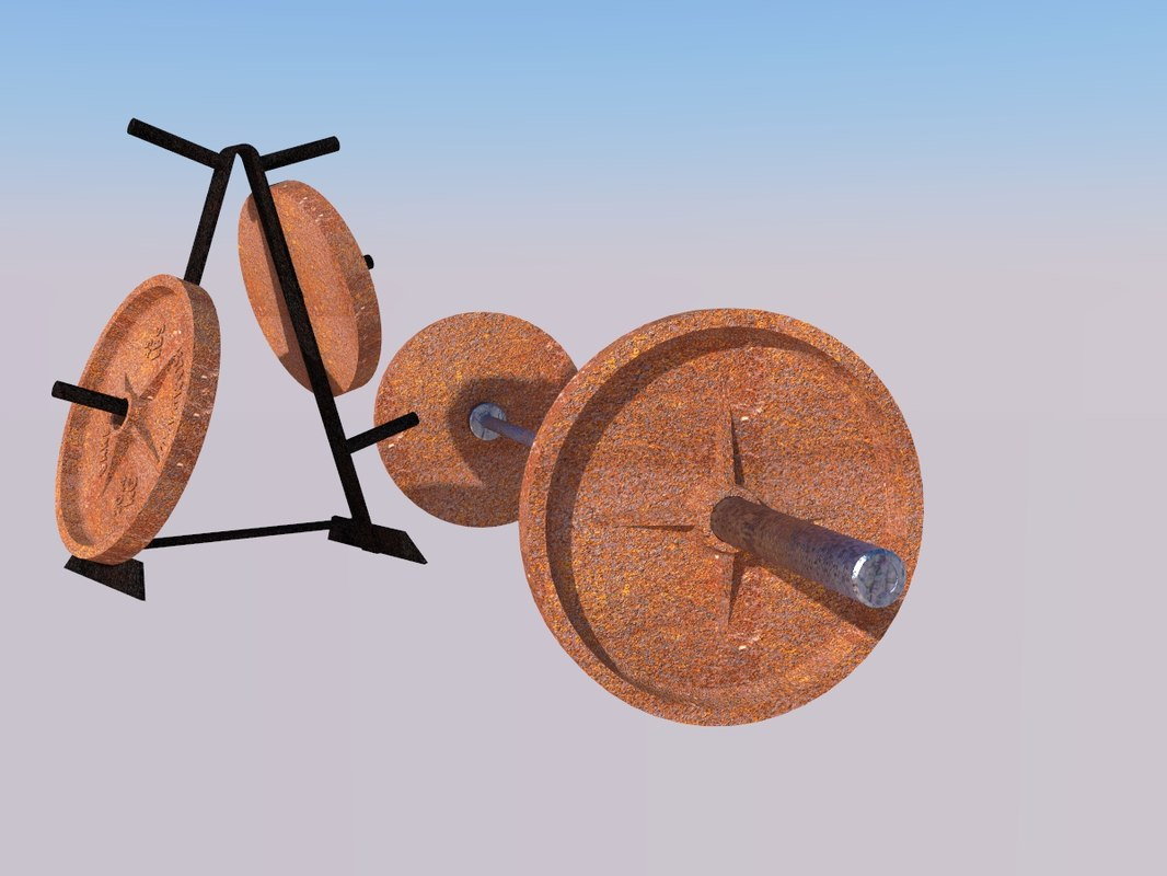 aged weight set model