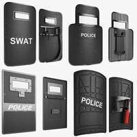 Police Shield Collection 01