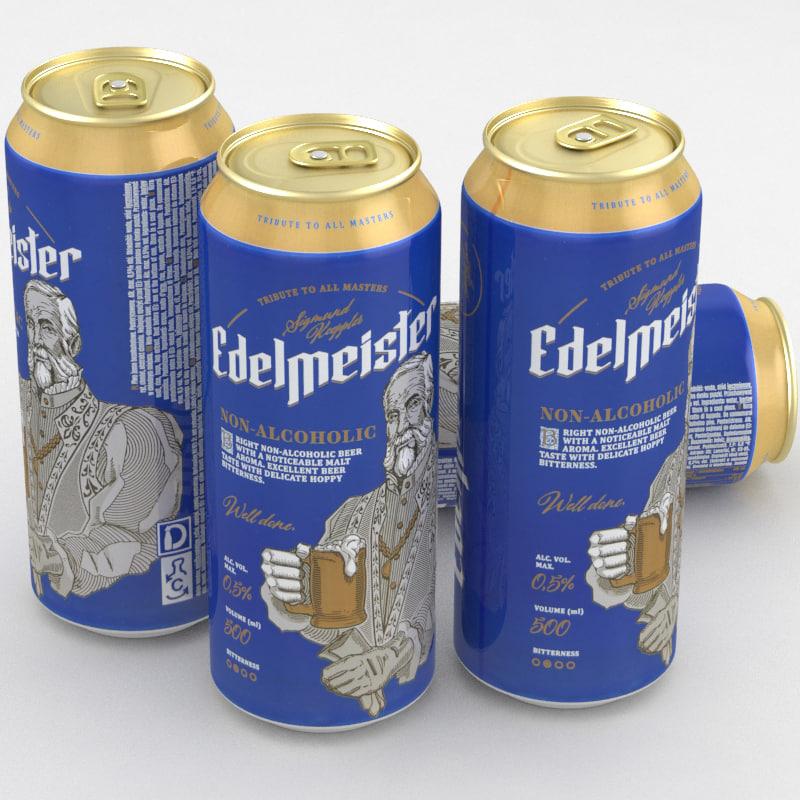 3D beer edelmeister