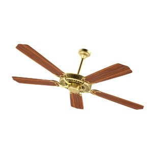 fan wood model
