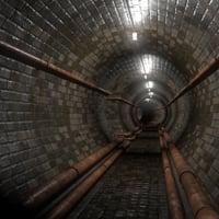 Modular Sewer Tunnels (PBR)
