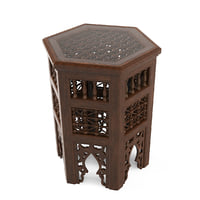 3D moucha table moroccan