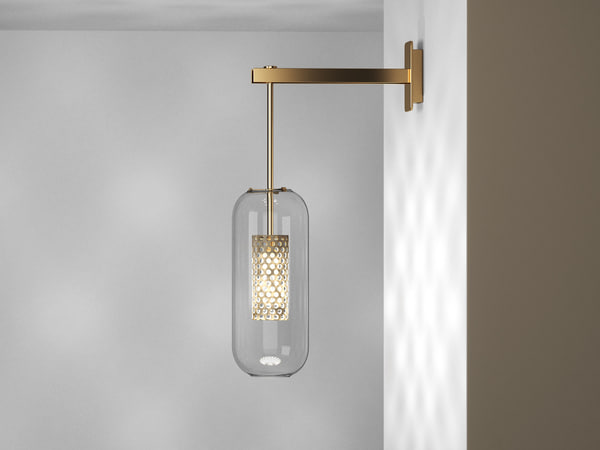 vadim wall lamp 3D model