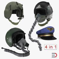 pilot hats model
