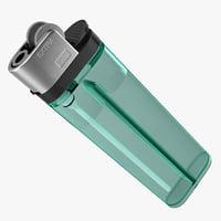 disposable gas lighter model