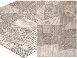 3D traced rug