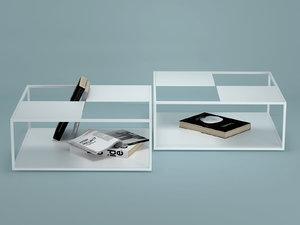 tetris coffee table model