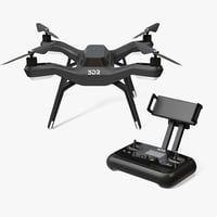 3DR Solo Drone Quadcopter Set