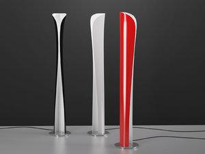 cadmo artemide 3D model