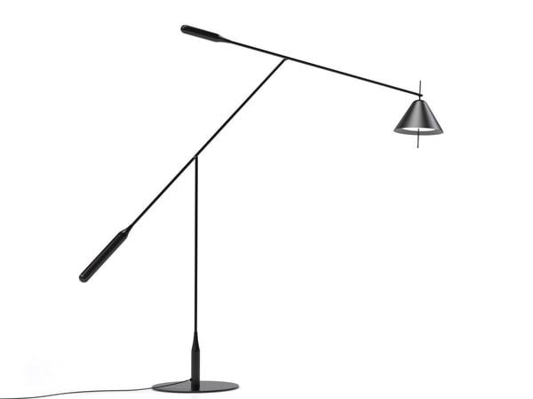 mobile floor lamp 3D model