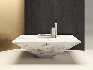 3D lythos coffee table model