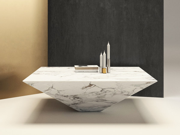 3D lythos coffee table model