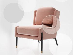 blink sofa seater 3D