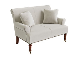 jessica sofa 3D model