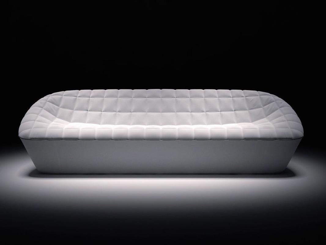 2-seater sofa 3D
