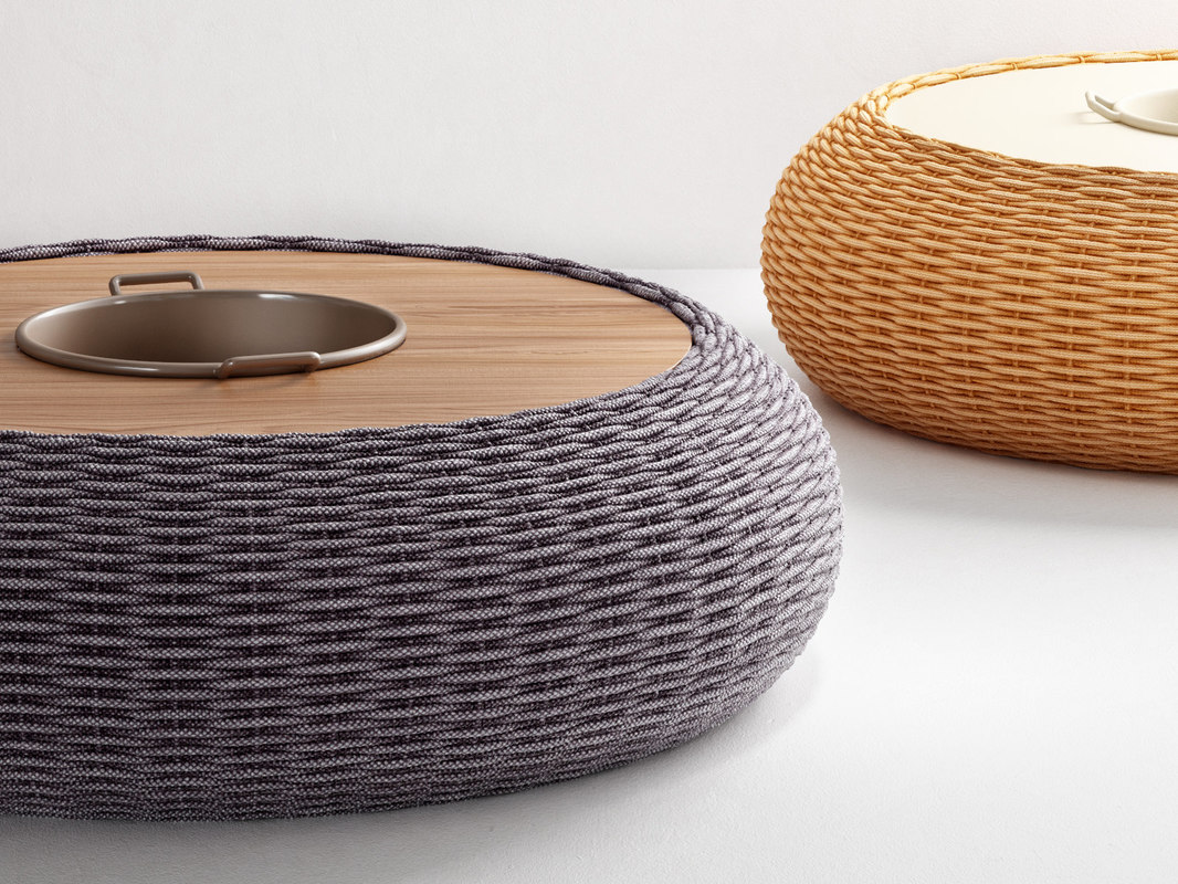 3D model marina coffee table