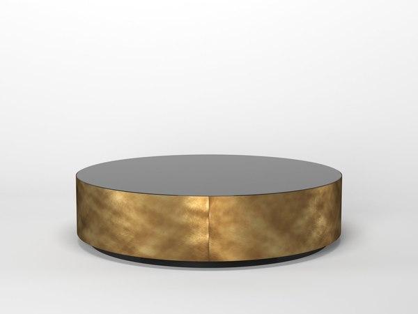 3D belt meridiani model