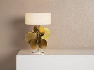 pastille lamp 3D model