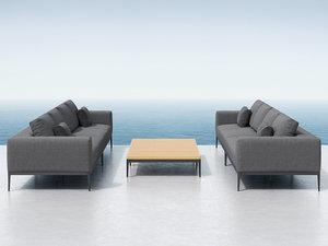 grid lounge g 3D model