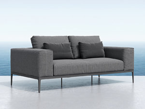 grid sofa 3D