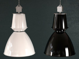 magasin lamp 3D model