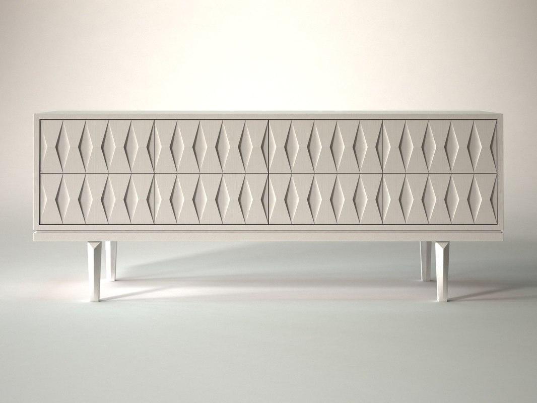 gillian sideboard n 3D