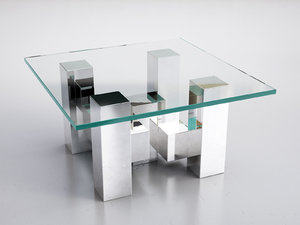 cityscape coctail table 3D model