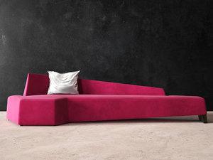 sofa 11085 3D model