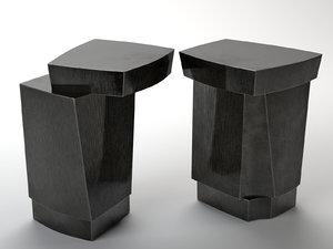 ledges 3D