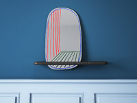 new perspective mirror shelf 3D model