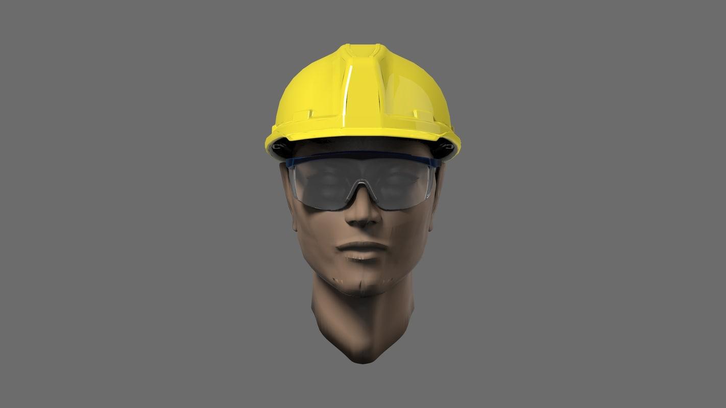 3D worker model