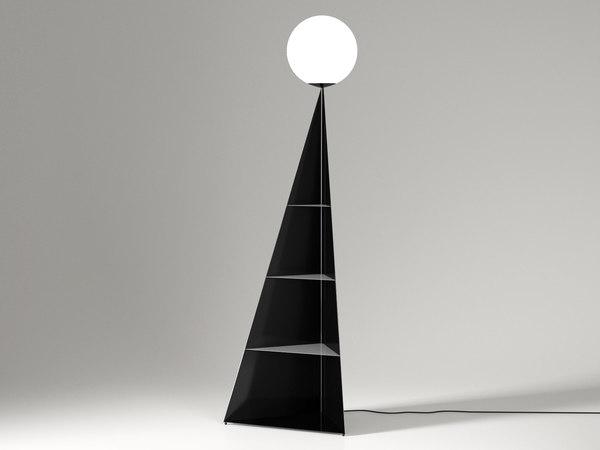bonhomme floor lamp 3D