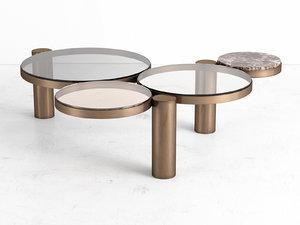 3D espuma table