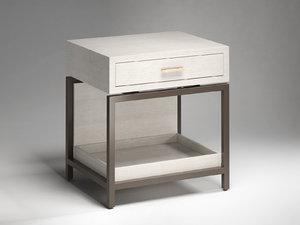 3D model 8479-nightstand samuelson