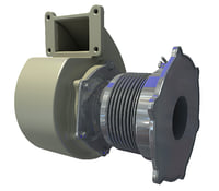 engine parts model
