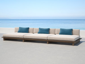 3D model maldives sofa 343