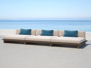 3D model maldives sofa 343