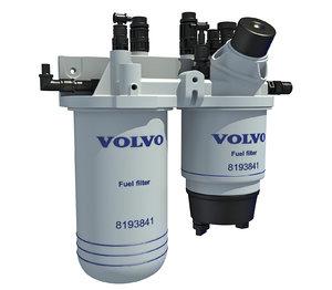 3D fuel oil filter