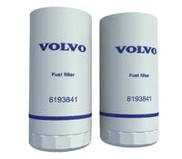 3D fuel filter model