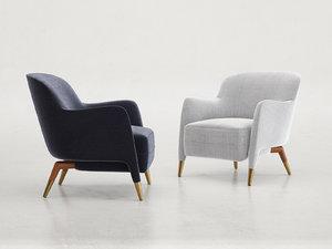 armchair d 151 4 model