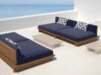 maldives sofa 229 3D model