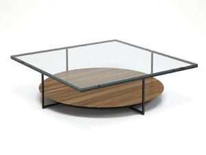 bibi coffee tables 3D model